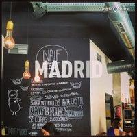 Photo taken at Naif Sandwich & Bar by José David G. on 5/25/2013