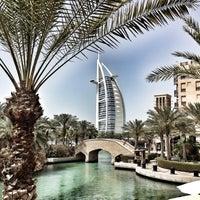 Photo taken at Burj Al Arab by Tema B. on 4/15/2013