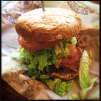 Photo taken at Bareburger by Izzy D. on 11/5/2012