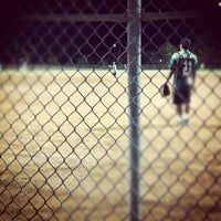 Photo taken at Kiwanis Park Softball Complex by Brad R. on 10/30/2012