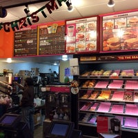 Photo taken at Dunkin' Donuts by Richard B. on 12/26/2013