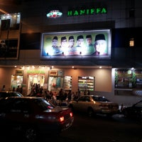 Photo taken at Haniffa by amj on 7/3/2013