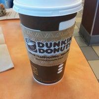 Photo taken at Dunkin Donuts by Matt T. on 10/31/2012