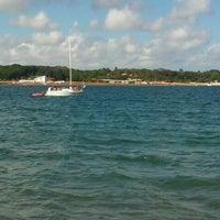 Photo taken at Lagoa do Bonfim by Valdiclecio S. on 11/25/2012