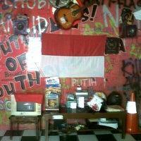 Photo taken at Jalan Angkatan 66 by Roury B. on 9/22/2013
