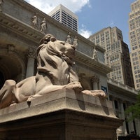 Photo taken at New York Public Library by Amy L. on 6/24/2013