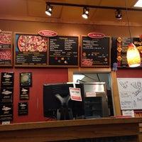 Photo taken at Pizza Hut by Malikah R. on 1/12/2014