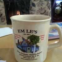 Photo taken at Em Le's Old Carmel Restarant by Stephanie L. on 7/20/2013