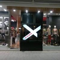 Photo taken at X-pose by John D. on 10/17/2012
