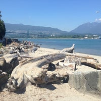 Photo taken at Stanley Park by Sara M. on 7/22/2013