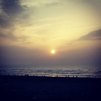 Photo taken at La Corniche de Casablanca by Esra A on 4/21/2013