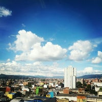 Photo taken at Edificio Seguros Bolivar by Carolina G. on 12/11/2012