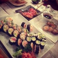 Photo taken at Tokyo Sushi Bar by Merad A. on 10/13/2012
