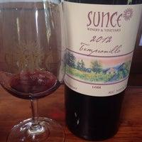 Photo taken at Sunce Winery by Liane B. on 10/9/2015