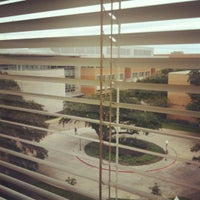 Photo taken at UTA Library by Kathy N. on 10/10/2012