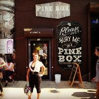 Photo taken at Pine Box Rock Shop by *Bitch Cakes* on 7/27/2013