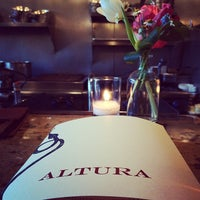 Photo taken at Altura by Chris F. on 3/22/2014