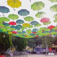 Photo taken at Dornerplatz by Camille G. on 6/24/2015