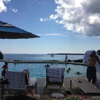 Photo taken at Samoset Resort by Dan on 8/7/2013