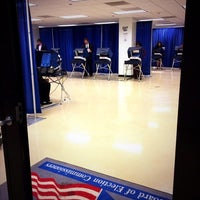 Photo taken at Chicago Board of Elections by Vince B. on 11/22/2014