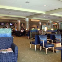 Photo taken at American Airlines Admirals Club by Billy on 10/3/2012