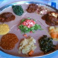 Photo taken at Ethiopian Diamond by Robin S. on 6/2/2013