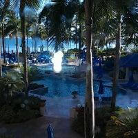 Photo taken at The Ritz-Carlton, San Juan by Moncho O. on 10/27/2012