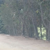 Photo taken at Brentwood Country Club Running Path by Alex G. on 10/13/2014