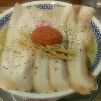 Photo taken at 龍上海 新横浜ラーメン博物館店 by ゆうは 。. on 4/28/2013