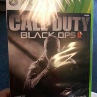 Photo taken at GameStop by Cedrick H. on 11/17/2012