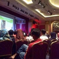 Photo taken at Marriott Putrajaya Hotel by Asyraf C. on 6/30/2013