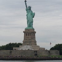 Photo taken at Liberty Island by Rö on 7/28/2013