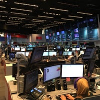 Photo taken at CNN Newsroom by Christian O. on 8/17/2016