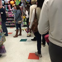 Photo taken at Party City by Veronica K. on 11/1/2014