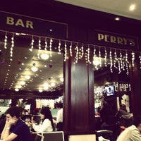 Photo taken at Perry's Cafe by Fuyu on 12/24/2012
