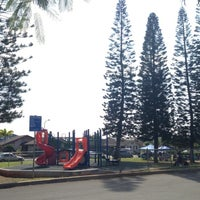 Photo taken at 16 Acres (Makaunulau Park) by Ryan O. on 11/3/2012
