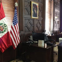 Photo taken at Embassy Of The Republic of Trinidad and Tobago by Nicole N. on 5/4/2013