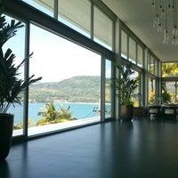 Photo taken at Cape Sienna Phuket Hotel & Villas by Adisak Y. on 3/15/2013