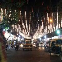 Photo taken at Lokhandwala Market by Vaibhav L. on 10/28/2013
