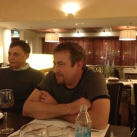 Photo taken at Senso Restaurant by Mihail on 10/24/2012
