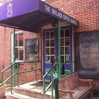 Photo taken at Soulard Coffee Garden by Jonathan on 4/6/2013