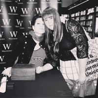 Photo taken at Waterstones by Chloe H. on 6/5/2015
