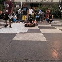 Photo taken at Plaza Luis Brión by Erika Z. on 9/17/2012