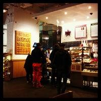 Photo taken at Pret A Manger by Pau A. on 12/20/2012