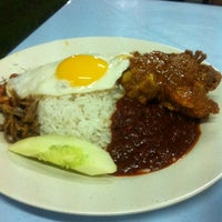 Photo taken at Nasi Lemak AST by ZahariEndy™ on 2/12/2014