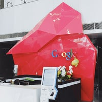 Photo taken at Google China 谷歌中国 by Geoffrey H. on 4/29/2015
