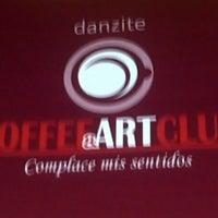 Photo taken at Danzite by Eri on 4/15/2013