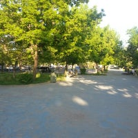 Photo taken at Parcul Eroilor by Cristi V. on 4/30/2013