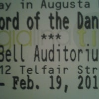 Photo taken at Bell Auditorium by Princess A. on 2/20/2013