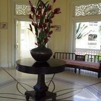 Photo taken at Dheva Mantra Resort & Spa (เทวมันตร์ทรา) by luckana n. on 11/1/2012